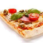 Maxi pizza 1 fetta