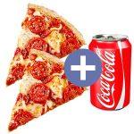 Menu Pizza Plus